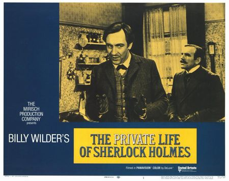 The Private Life Of Sherlock Holmes a