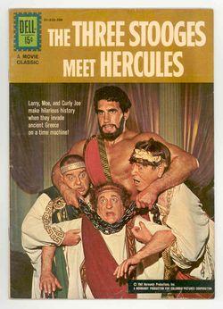 The Three Stooges Meet Hercules cast