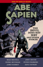 Abe Sapien - The Devil Does Not Jest And Other Stories