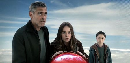Tomorrowland cast