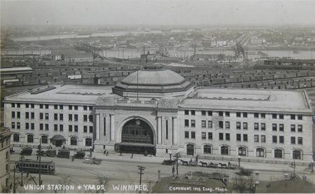 Cnr station winnipeg b