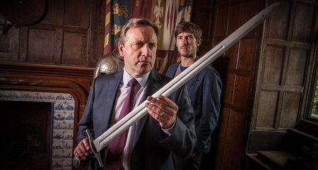 Midsomer murders sword