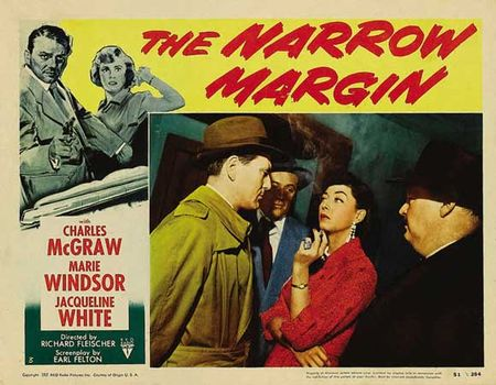 The narrow margin 2