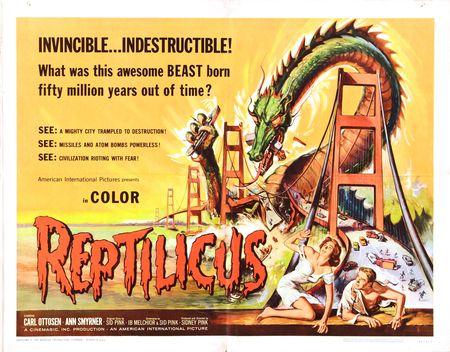 Reptilicus a