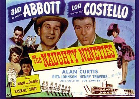 The Naughty Nineties 1945