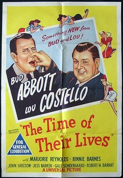 The Time Of Their Lives 1946 poster