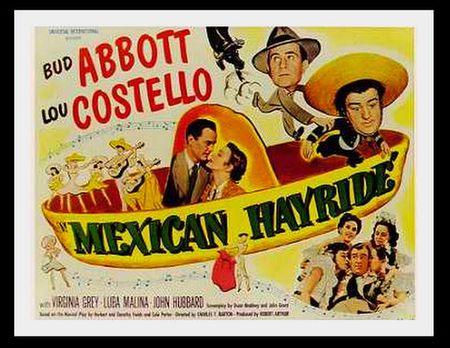 Mexican Hayride 1948