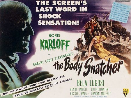 The body snatchers 1945