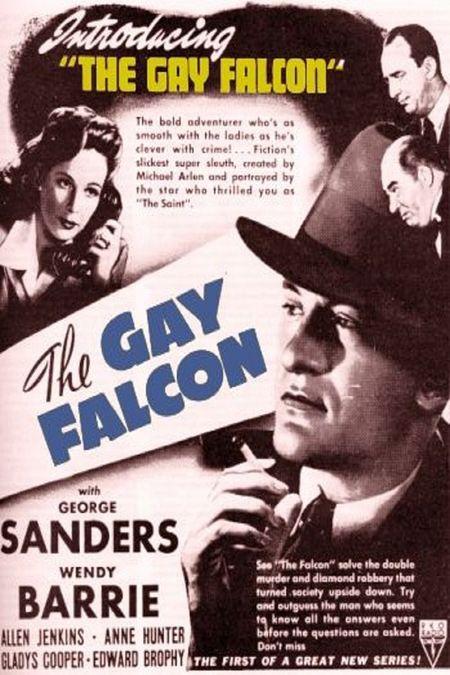 Gay Falcon Posterintro