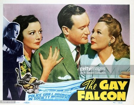 The gay falcon a