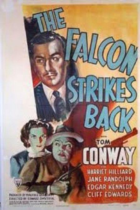 The falcon strikes back
