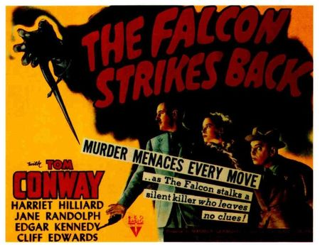 The falcon strikes back a