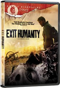 Exit humanity 2011 dvd