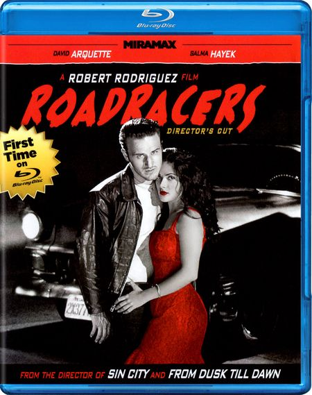Roadracers bluray