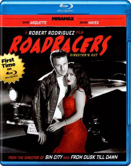Roadracers bluray