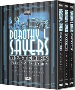 Dorothy l sayers mystery dvd