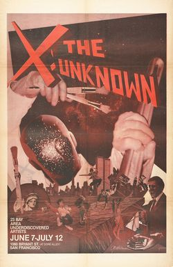 X-the-unknown