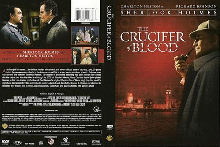 Crucifer of blood dvd
