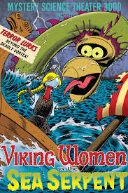 Viking women and the sea serpent j