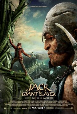 Jack the giant slayer psoter