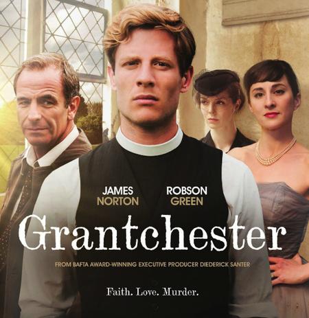Grantchester-poster