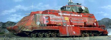 Thunderbirds vehicles a