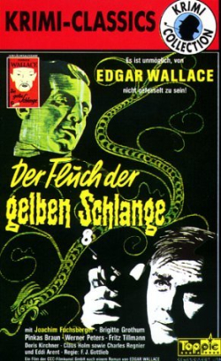 Curse of the yellow snake 1963