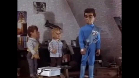 Thunderbirds 21 cry wolf