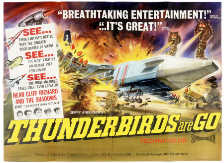 Thunderbirds are go hor poster aa-001