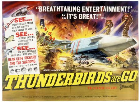 Thunderbirds are go hor poster aa-001