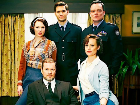 The Doctor Blake Mysteries cast
