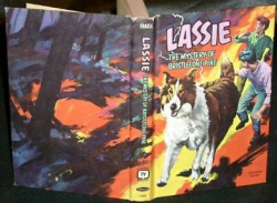 Lassie - The Mystery Of Bristle Cone Pine by Steve Frazee-001