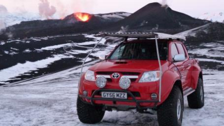 Top gear 15 iceland