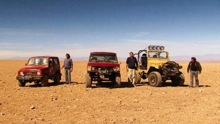 Top gear 14 desert