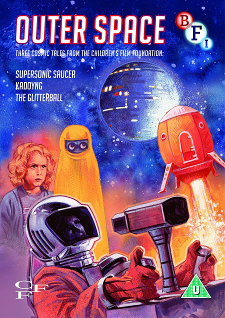 Outer space CFF BFI DVD