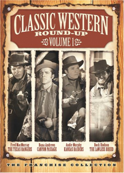 Classic western round-up vol 1