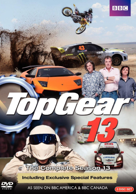 Top Gear Season 13 DVD Review
