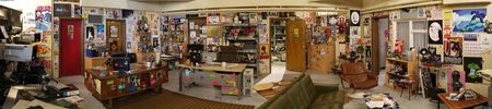The it crowd panorama