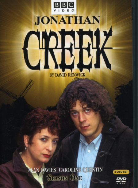 Jonathan creek series 1