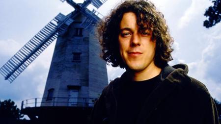 Jonathan creek windmill