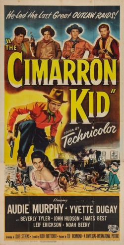 The Cimarron Kid 1952 a