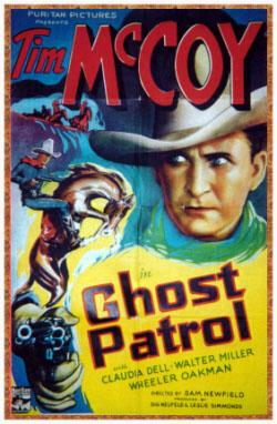 Ghost patrol small