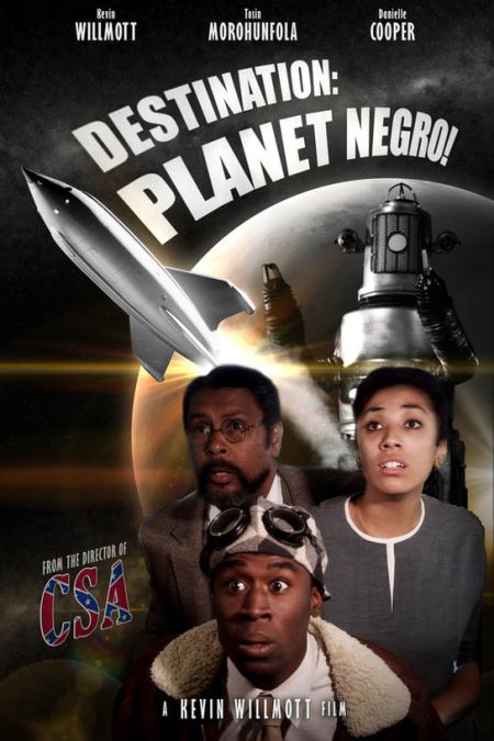 Destination planet negro a