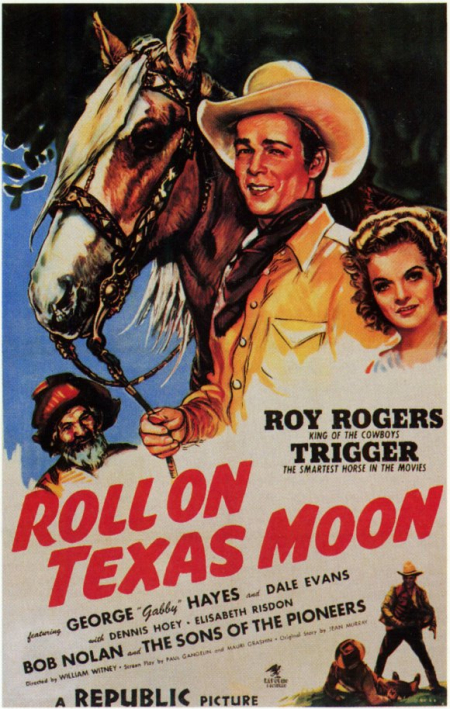 Roll On Texas Moon 1946 poster