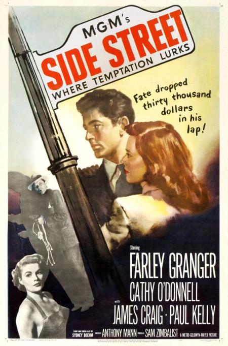 Side street 1949