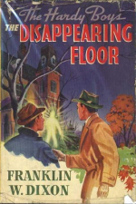 The Disappearing Floor hardy boys 19