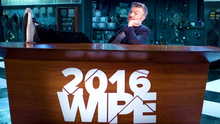 Charlie brookers 2016 wipe