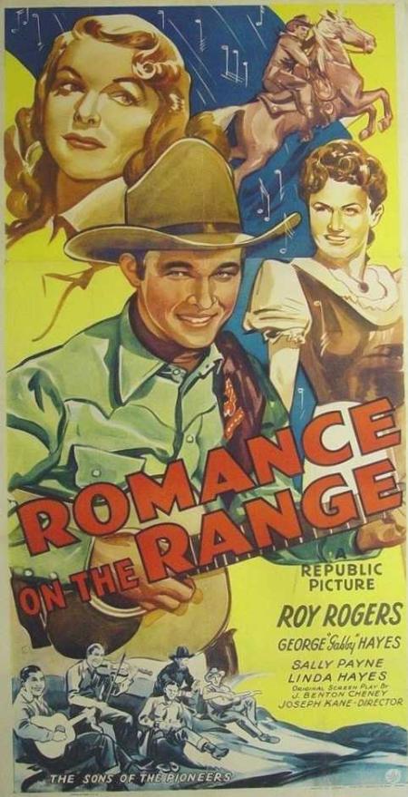 Romance On The Range 1942