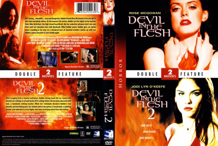 Devil in the Flesh 1 and 2 COVER