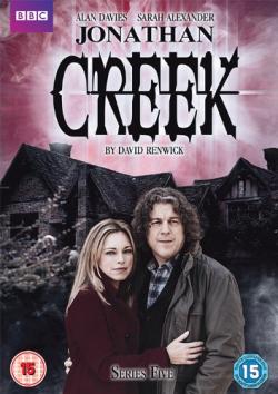 Jonathan creek series 5